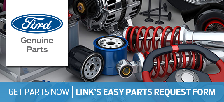 844-429-7567 | Link Parts Department | Link Ford & RV